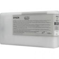 Epson T6538 Patron Matt Black 200ml (Eredeti)