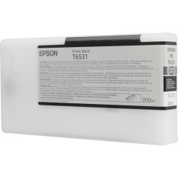 Epson T6531 Patron Photo Black 200ml (Eredeti)