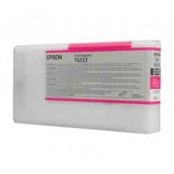 Epson T6533 Patron Magenta 200ml (Eredeti)