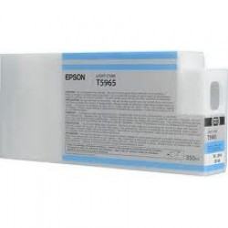Epson T5965 Patron Light Cyan 350ml (Eredeti)