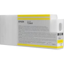 Epson T5964 Patron Yellow 350ml (Eredeti)