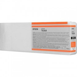 Epson T636A Patron Orange 700ml (Eredeti)