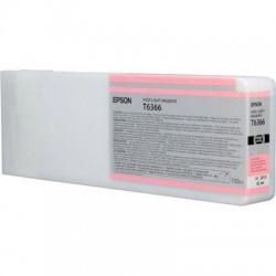 Epson T6366 Patron Light Magenta 700ml (Eredeti)