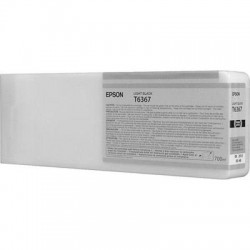Epson T6367 Patron Light Black 700ml (Eredeti)