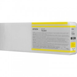 Epson T6364 Patron Yellow 700ml (Eredeti)