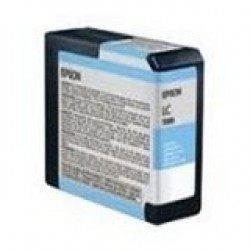 Epson T5805 Patron Photo Light Cyan 80ml (Eredeti)