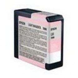 Epson T5806 Patron Photo Light Magenta 80ml (Eredeti)