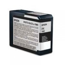 Epson T5801 Patron Photo Black 80ml (Eredeti)