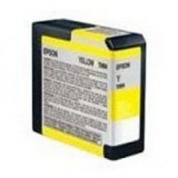 Epson T5804 Patron Photo Yellow 80ml (Eredeti)