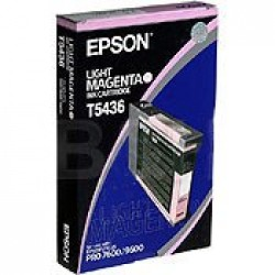 Epson T5436 Patron Light Magenta 110ml (Eredeti)