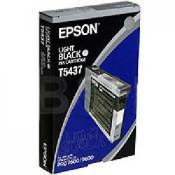 Epson T5437 Patron Light Black 110ml (Eredeti)