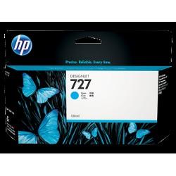 HP B3P19A Patron Cyan  No.727 (Eredeti)