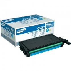 Samsung CLP 620/670A Cyan Toner 2K (Eredeti) CLT-C5082S/ELS (SU056A)