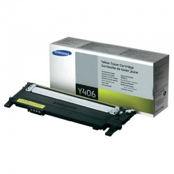 Samsung CLP 365 Yellow Toner (Eredeti) CLT-Y406S/ELS (SU462A)