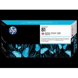 HP Pr.head L.Magenta No.81 (Eredeti)