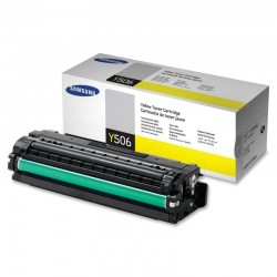 Samsung CLP680A Yellow Toner 1,5K (Eredeti) CLT-Y506S/ELS (SU524A)