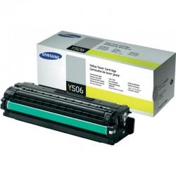 Samsung CLP 680B Yellow Toner 3,5K (Eredeti) CLT-Y506L/ELS (SU515A)