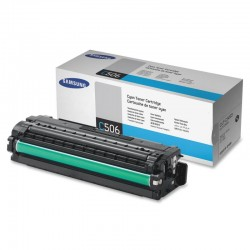 Samsung CLP680A Cyan Toner 1,5K (Eredeti) CLT-C506S/ELS (SU047A)