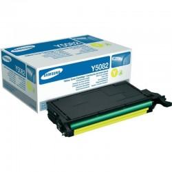 Samsung CLP 620/670A Yellow Toner 2K (Eredeti) CLT-Y5082S/ELS (SU533A)