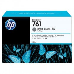 HP CM996A Patron DarkGrey No.761 (Eredeti)
