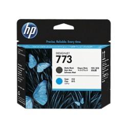 HP C1Q20A 773 Pr.head M.Bk&Cy (Eredeti)