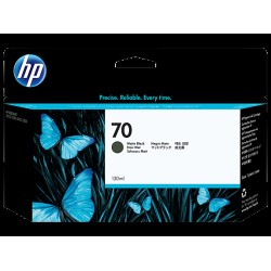 HP C9448A Patron Matt Black No.70 (Eredeti)