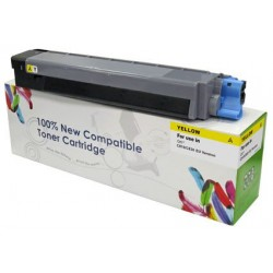 Utángyártott KYOCERA TK5135 Toner Yellow (For Use) CartridgeWeb CHIPPES
