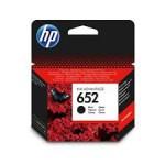 HP F6V25AE Patron Black No.652 (Eredeti)