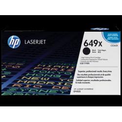 HP CE260X Toner Black 17K No.649X (Eredeti)