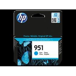 HP CN050AE Patron Cyan  No.951 (Eredeti)