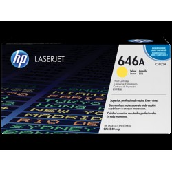 HP CF032A  Toner Yellow 12,5k No.646A (Eredeti)