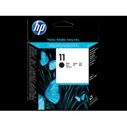 HP C4810A Patron head Black No.11 (Eredeti)