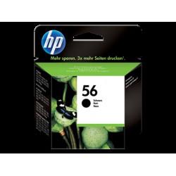 HP C6656AE Patron Black No.56 (Eredeti)