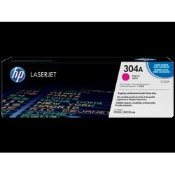 HP CC533A Toner Magenta 2,8k No.304A (Eredeti)