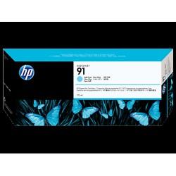 HP C9470A Patron L.Cyan No.91 (Eredeti)