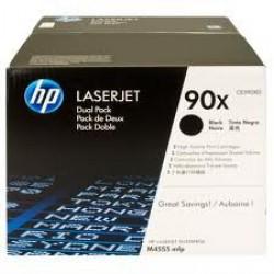 HP CE390XD Toner Black 24k No.90X (Eredeti)