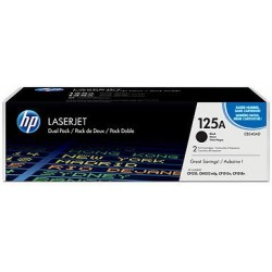 HP CB540AD Toner Black 2,2K No.125A (Eredeti)