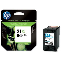 HP C9351CE Patron Black No.21XL (Eredeti)