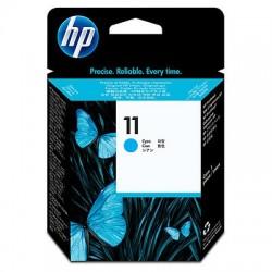 HP C4811A Patron head Cyan No.11  (Eredeti)
