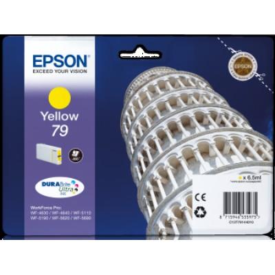 Epson T7914 Patron Yellow 0,8K (Eredeti)