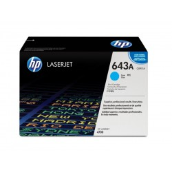 HP Q5951A Toner Cyan 10k No.643A (Eredeti)