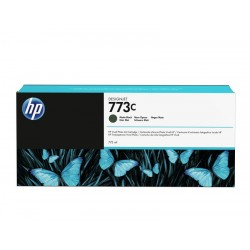 HP C1Q37A  773C 775-ml M.Black Cartridge (Eredeti)