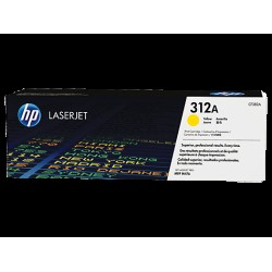 HP CF382A Toner Yellow 2,7k No.312A (Eredeti)