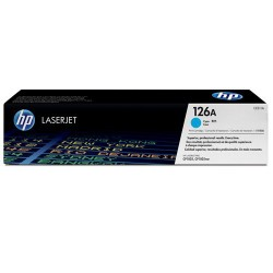 HP CE311A Toner Cyan 1k No.126A (Eredeti)
