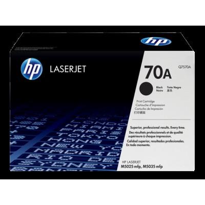 HP Q7570A Toner Black 15k No.70A (Eredeti)