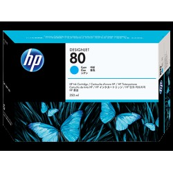 HP C4846A Patron Cyan No.80  (Eredeti)