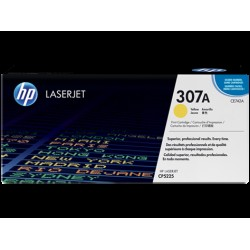 HP CE742A Toner Yellow 7,3k No.307A (Eredeti)