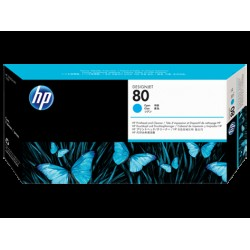 HP C4821A P.head&Cleaner Cy No.80 (Eredeti)