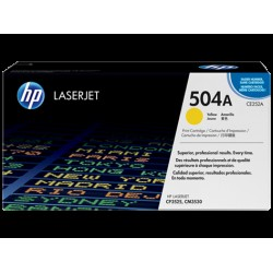 HP CE252A Toner Yellow 7k No.504A (Eredeti)
