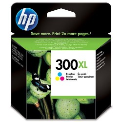 HP CC644EE Patron Color No.300XL (Eredeti)